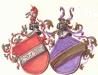 Wappenvereinigung mit Caldes