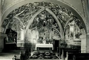 """Abb. 2: Die Schlosskapelle von Bragher (Quelle: """"Thuniana"""", Privatbesitz von Peter Thun)"""